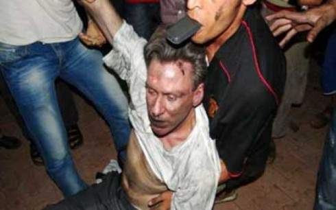 Ambassador US Bloody Body J Christopher Stevens Body 1
