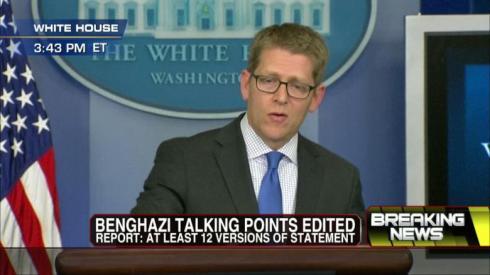 Jay Carney Benghazi