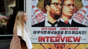 Interview Poster Sony Hack